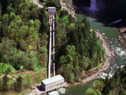 Snoqualmie Generating Station